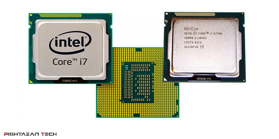 پردازنده مرکزی Core i7-3770s