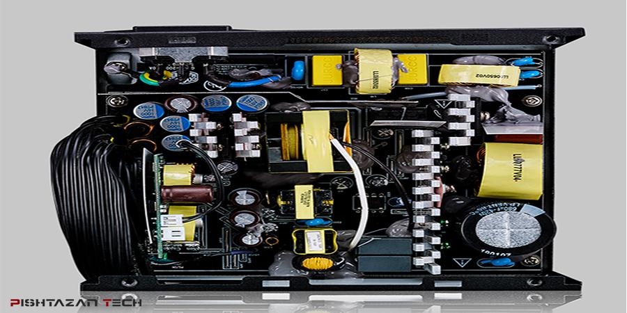 کولرمستر مدل CoolerMaster MWE 750 WHITE 230V