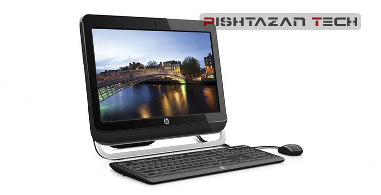 All in one HP TouchSmart 7320
