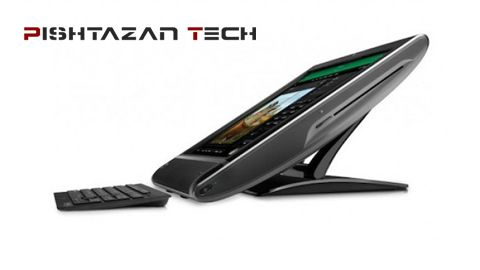 All in one HP Touch Smart 9300