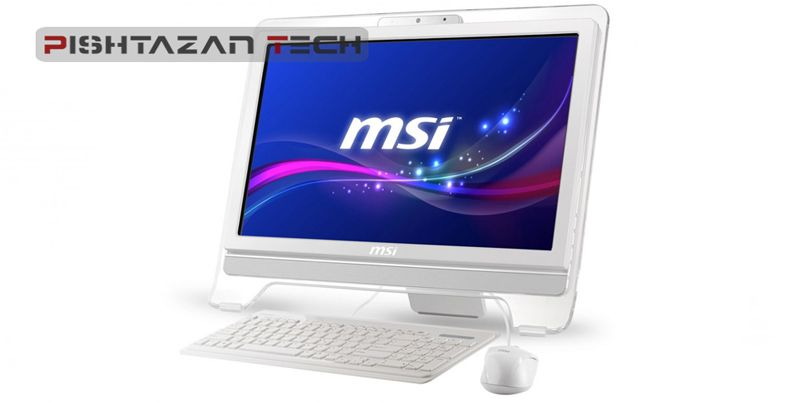 All in one msi ms 6638
