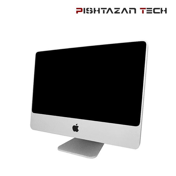 کامپیوتر بدون کیس (آل این وان) برند اپل مدل imac A1224 /4GB /160GB