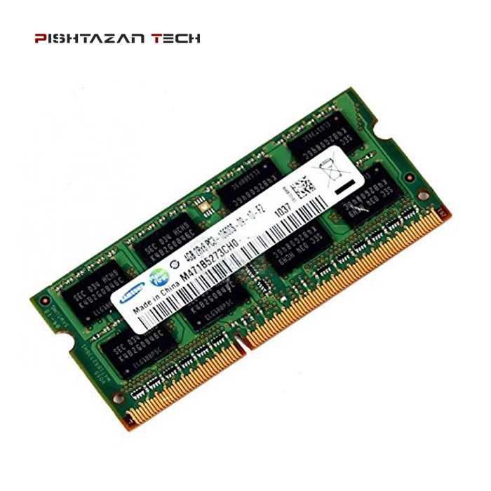 رم لپتاپ سامسونگ 4 گیگابایت DDR3 1600