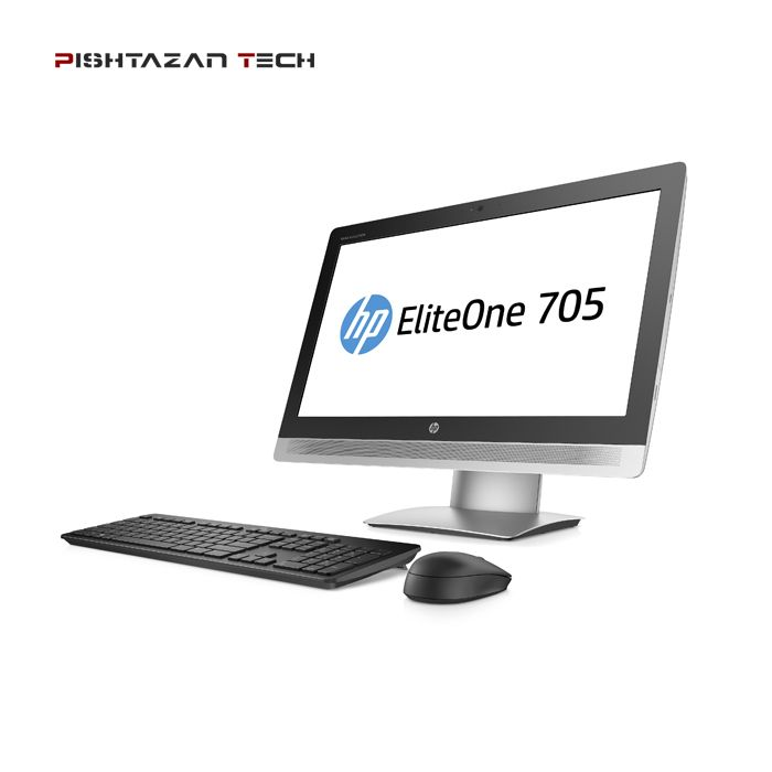 کامپیوتر بدون کیس All In One اچ پی مدل ایلایت وان 705 250GB