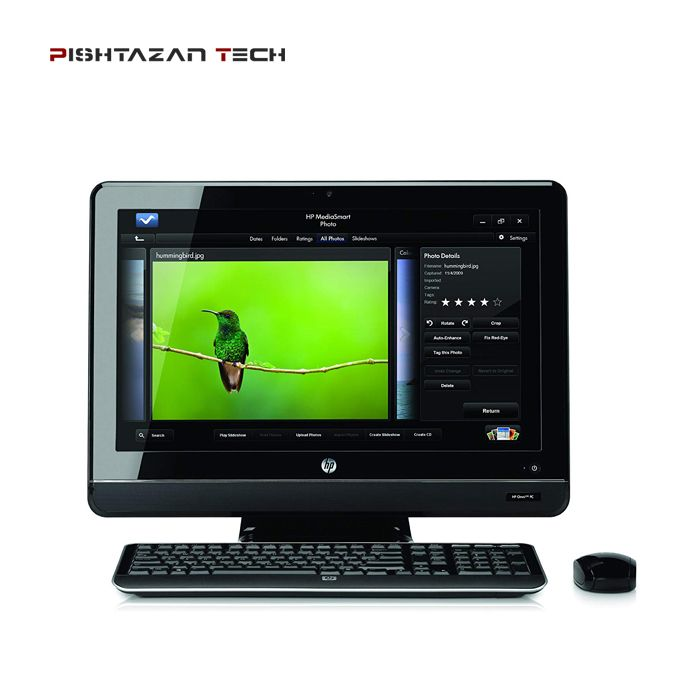 کامپیوتر بدون کیس All In One اچ پی مدل اومنی 200