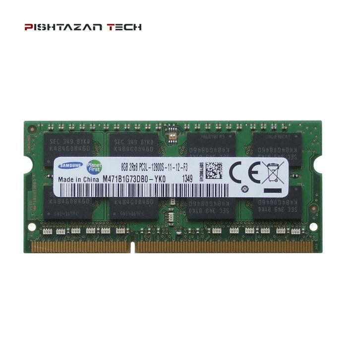 رم سامسونگ 8 گیگابایت DDR3 1600