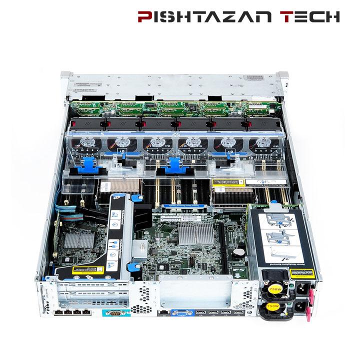 سرور HP مدل DL380P G8