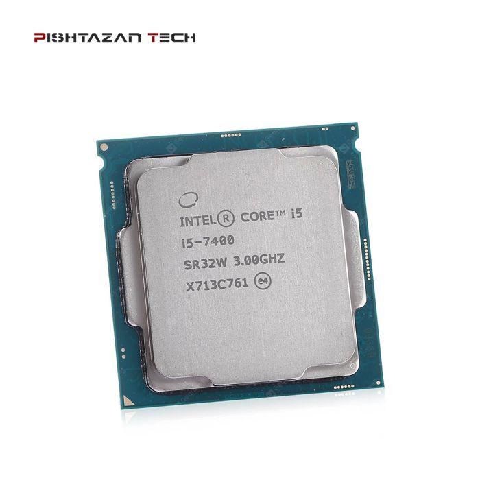 پردازنده اینتل Core i5 7400