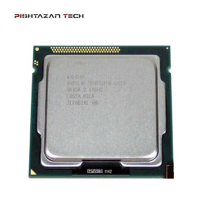 پردازنده اینتل سری Pentium Dual Core مدل G620
