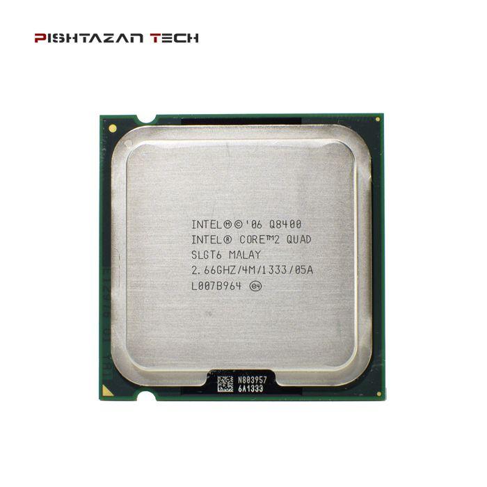 پردازنده اینتل Quad Core 8400