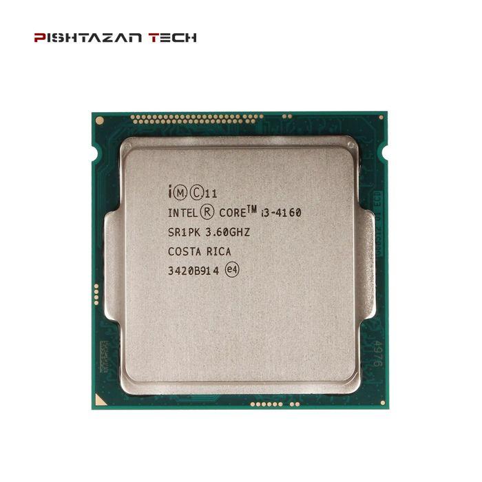 پردازنده اینتل سری Haswell مدل Core i3-4160