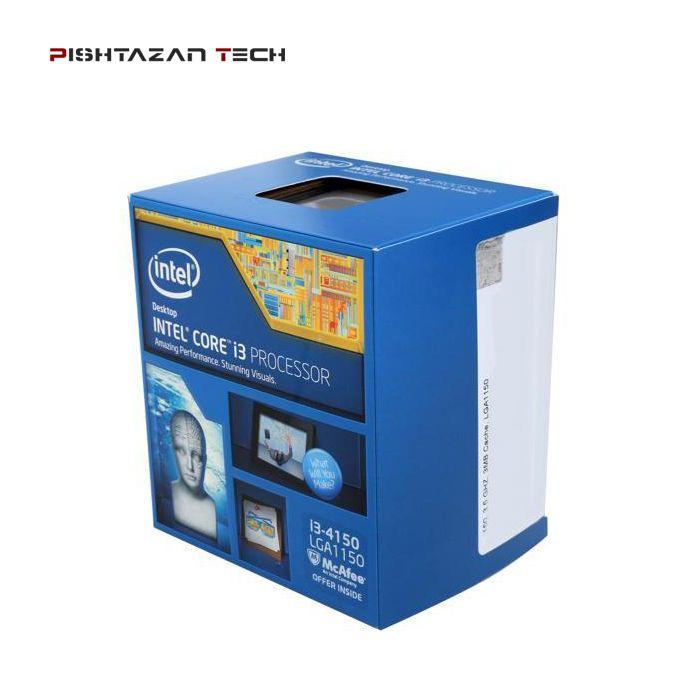 پردازنده اینتل سری Haswell مدل Core i3-4150