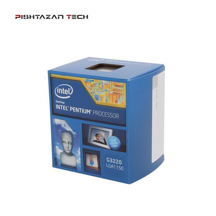 پردازنده اینتل Pentim Dual Core G3220