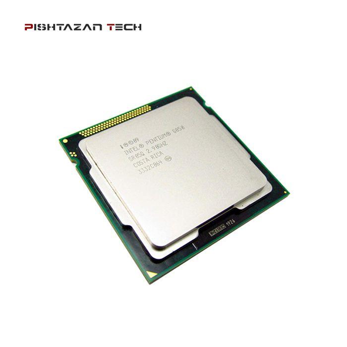 پردازنده اینتل Dual Core G850