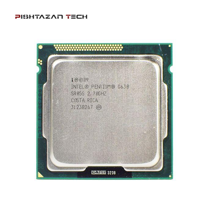 پردازنده اینتل سری Pentium Dual Core مدل G630