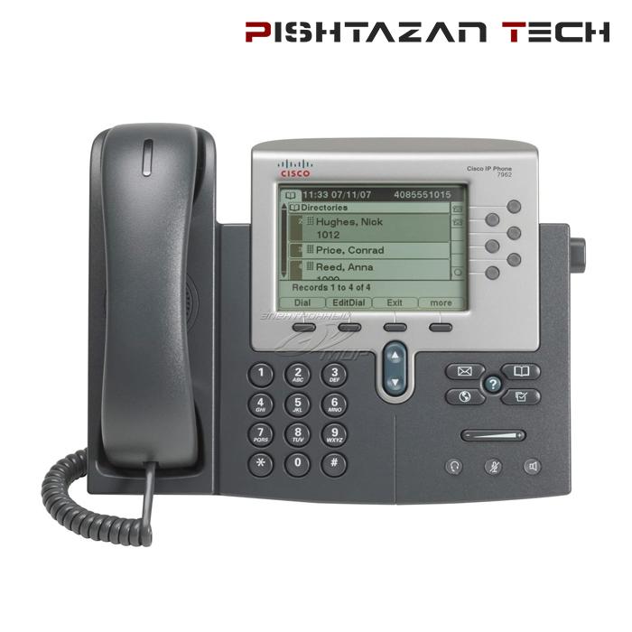 آی پی فون سیسکو 7962