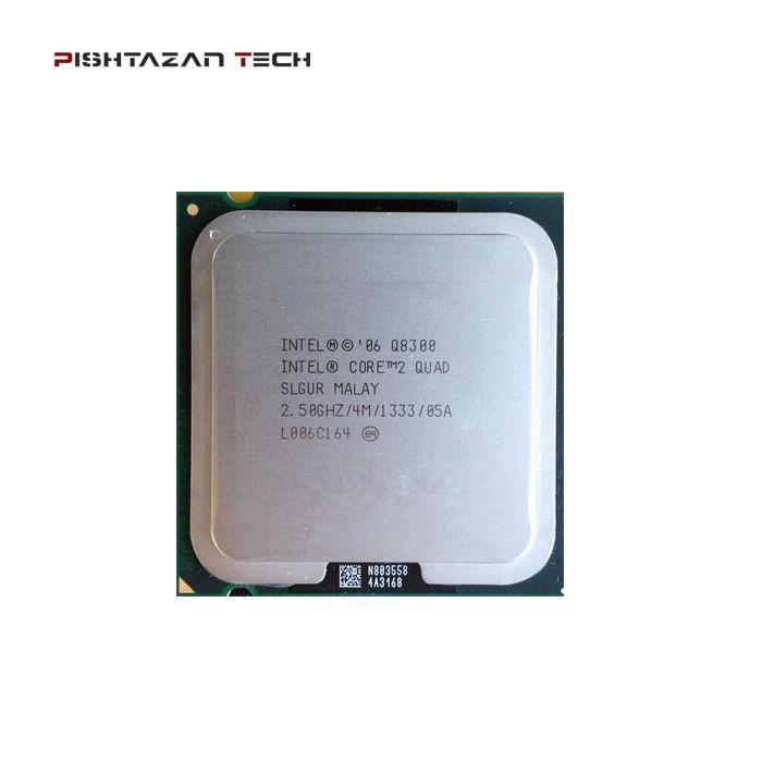 پردازنده اینتل Quad Core 8300