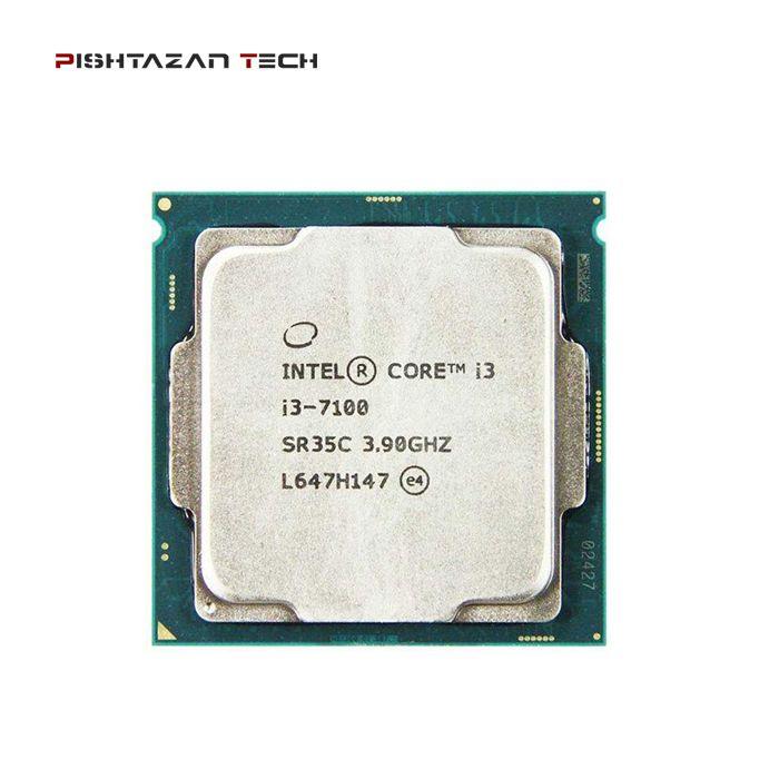 پردازنده اینتل Core i3 7100
