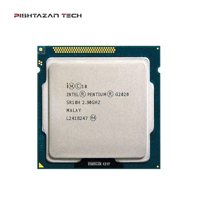 پردازنده اینتل Pentium Dual Core G2020